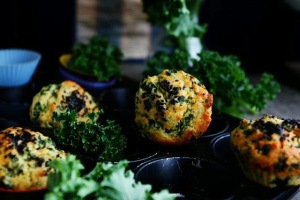 Kale-Muffins-With-Kamut